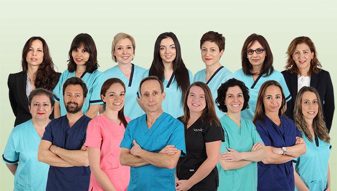 equipo especialistas en encias clinica dental velazquez
